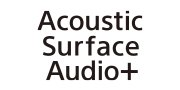 Емблема на Acoustic Surface+