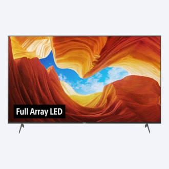 Снимка на XH90 / XH92 | Full Array LED | 4K Ultra HD | Висок динамичен обхват (HDR) | Smart TV (Android TV)