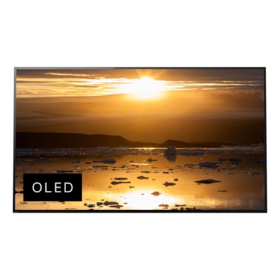 Снимка на A1 4K HDR OLED телевизор с Acoustic Surface™