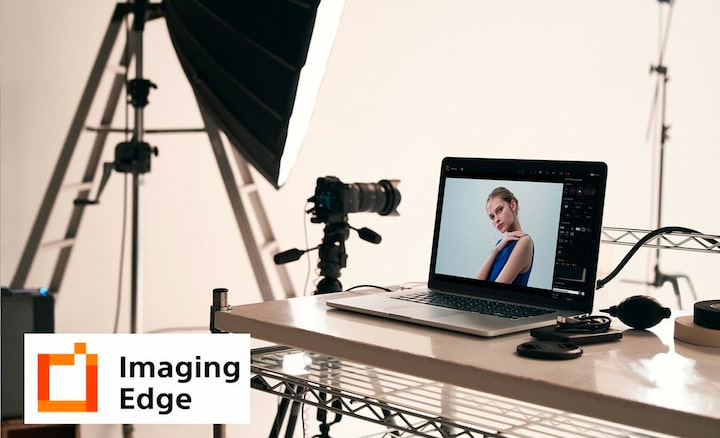 "Изображение на ""Настолни приложения Imaging Edge"""