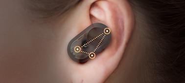 Снимка на Безжични шумопотискащи слушалки WF-1000XM3
