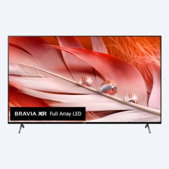 Снимка на X90J | BRAVIA XR | Full Array LED | 4K Ultra HD | Висок динамичен обхват (HDR) | Smart TV (Google TV)