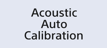 Лого на Acoustic Auto Calibration