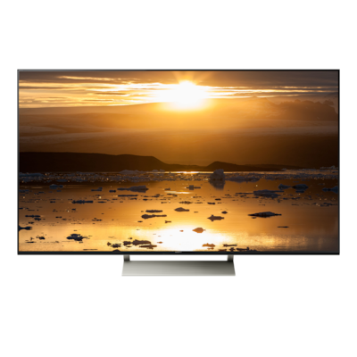 Снимка на 4K HDR телевизор XE94 / XE93 със Slim Backlight Drive+