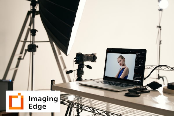 Imaging Edge™ Remote, Viewer и Edit