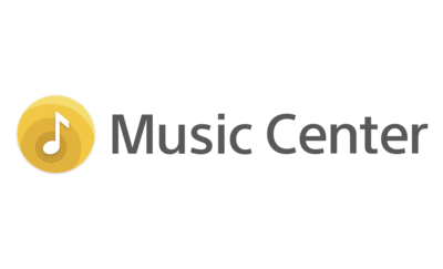 Лого на Sony Music Center