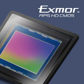 20,1-мегапикселов сензор Exmor APS HD CMOS
