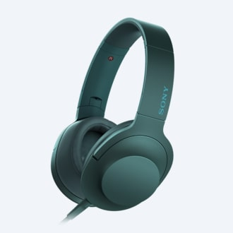 Снимка на Слушалки MDR-100AAP h.ear on