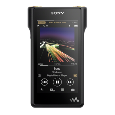 Снимка на Walkman® Signature Series, WM1A