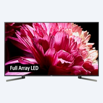 Снимка на XG95 | Full Array LED | 4K Ultra HD | Висок динамичен обхват (HDR) | Smart TV (Android TV)