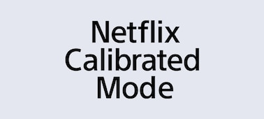 Лого на режим Netflix Calibrated Mode
