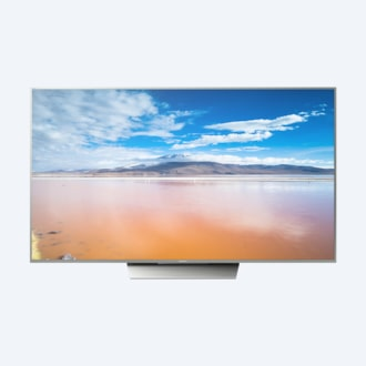 Снимка на XD85 4K HDR с Android TV